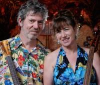 AJ Leonard and Jenny Rowlands